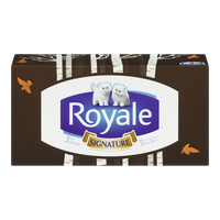 Royale Facial Tissues (88 per pack)