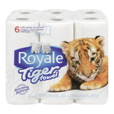 Royale Tiger Paper Towels (6 per pack)