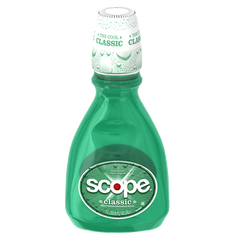 Scope Classic Mouthwash Original Mint (1L)