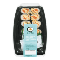 Sushi Roll Bento, Spicy Salmon (200g)