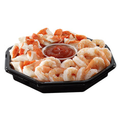 Shrimp Platter with Mild Cocktail Sauce (454g)