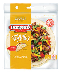 Dempster's Tortillas Original 7in (10/pack)