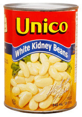 Unico White Kidney Beans (540ml)