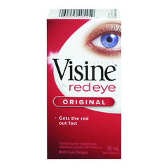 Visine Original Red Eye Drops (30ml)
