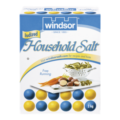 Windsor Table Salt (2kg)