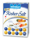 Windsor Kosher Salt Coarse (1.36kg)