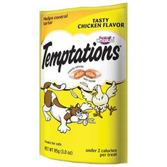 Whiskas Temptations Chicken Flavour (250 g)