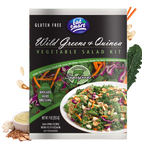Eat Smart Sald Kit WILD GREENS AND QUINOA (255g)