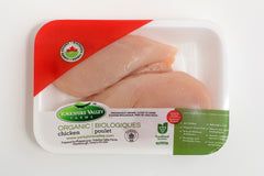 Yorkshire Valley Farms Chicken Breast Organic (2 per pack)