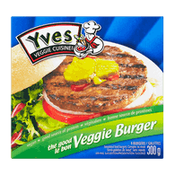 Yves Good Veggie Burger (300g)
