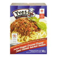 Yves Veggie Ground Round, Italian (340g)