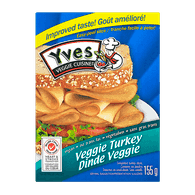 Yves Veggie Turkey Slices (155g)