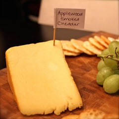 Applewood Smoked Cheddar Cheese (200 - 250g)  - Urbery