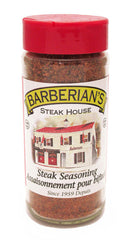 Barberian's Steak House Steak Seasoning (198g)