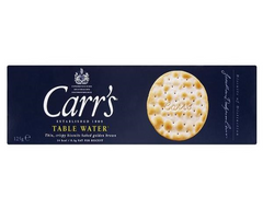 Carr's Table Water Crackers (125g)