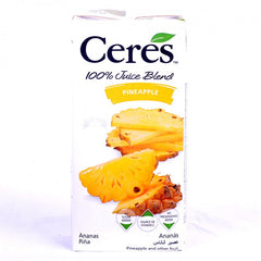 Ceres 100% Pineapple Juice (1L)