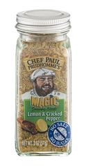 Chef Paul Prudhomme's Magic Lemon & Cracked Pepper (57g)