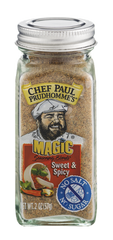 Chef Paul Prudhomme's Magic Sweet & Spicy (57g)
