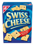 Christie's Swiss Cheese Crackers (200g)
