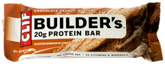 Clif Builders Protein Bars Chocolate Peanut Butter (20g)  - Urbery