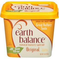 Earth Balance Buttery Spread soy-free (425g)  - Urbery