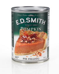 E.D. Smith Pie Filling Pumpkin (540ml)