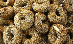 Bagels, All-dressed (dozen pack)  - Urbery