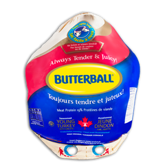 Butterball Frozen Turkey Whole (5-7kgs)