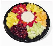 Fresh Fruit Tray Small (seasonal fruits - approx. 1.0kg)  - Urbery