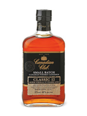 Canadian Club Classic 12 Year Old Whisky/Whiskey (375 mL bottle)  - Urbery