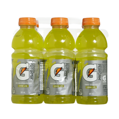 Gatorade Lemon Lime (6X591ml)
