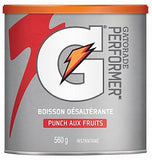 Gatorade Powder Fruit Punch (560g)