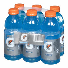 Gatorade Cool Blue Raspberry (6X591ml)