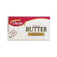 Gay Lea Butter Unsalted (454g)