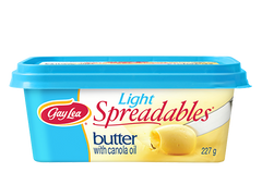 Gay Lea Spreadables Butter Light (227g)