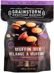 Grainstorm Heritage Baking Muffin Mix (500g)