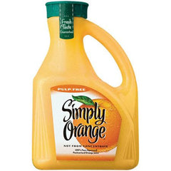 Simply Orange Pulp Free (2.63L)  - Urbery