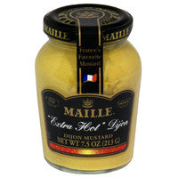Maille Mustard Extra Hot (200ml)