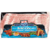Maple Leaf Bacon Salt Reduced (375g)