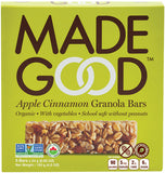 Made Good Granola Bars Apple Cinnamon (5X24g)