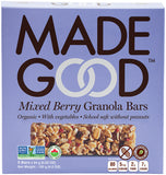 Made Good Granola Bars Mixed Berry (5X24g)