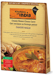 Kitchens of India Curry Malai Paneer (280g)