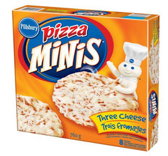 Pillsbury Pizza Minis Three Cheese ( 360 g)