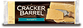 Cracker Barrel Natural Cheese Block Havarati (400g)