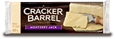 Cracker Barrel Cheese Block Monterey Jack (400g)