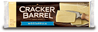 Cracker Barrel Cheese Block Mozarella (460g)