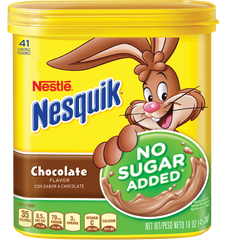 Nestle Nesquik Chocolate Powder Less Sugar (750g)  - Urbery