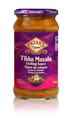 Pataks Cooking Sauce Tikka Masala (400ML)