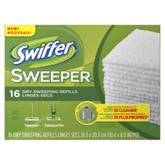 Swiffer Dry Cloth Sweeper Refills (16 e.a)