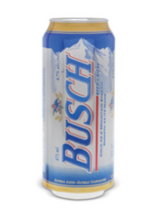 Busch Lager (6x473 mL can)  - Urbery